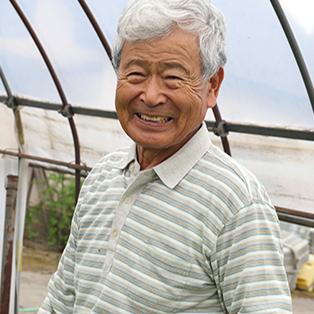 契約農家 新倉さん